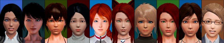 My New F - 3D Adult Games