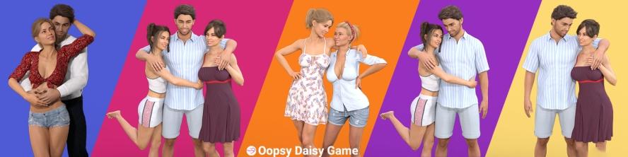 Oopsy Daisy - 3D-Spiele für Erwachsene
