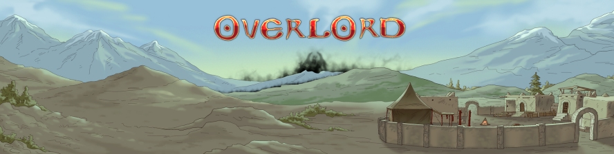 Overlord - Cluichí 3D do Dhaoine Fásta