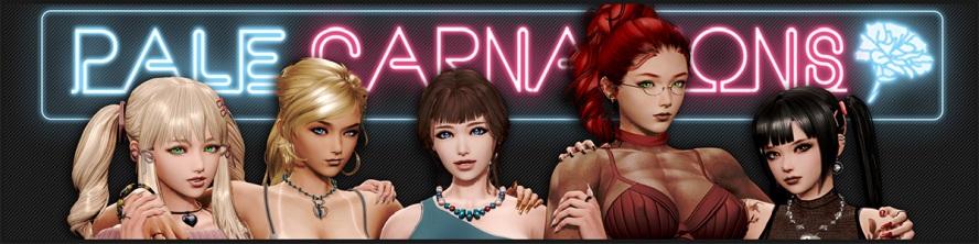 Pale Carnations - 3D Adult Games