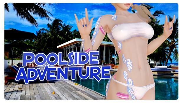 Poolside Adventure Remake - Logħob 3D għall-Adulti