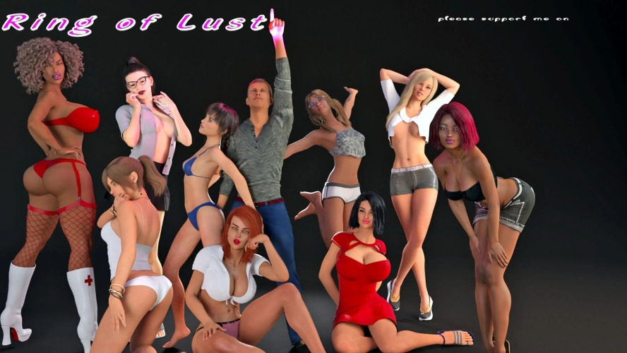 Ring of Lust - 3D Adult Games