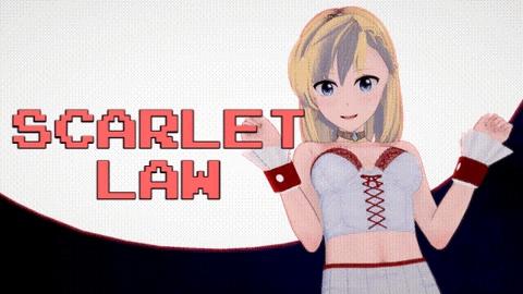 Scarlet Law - Mga Larong Pang-adulto sa 3D