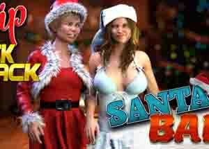 Strip Black Jack - Santa Babe