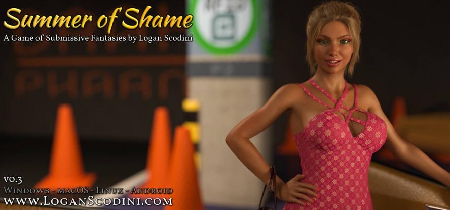 Summer of Shame - 3D Adult Games