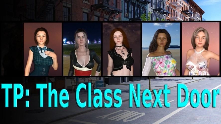 TP The Class Next Door - Jeux 3D pour adultes