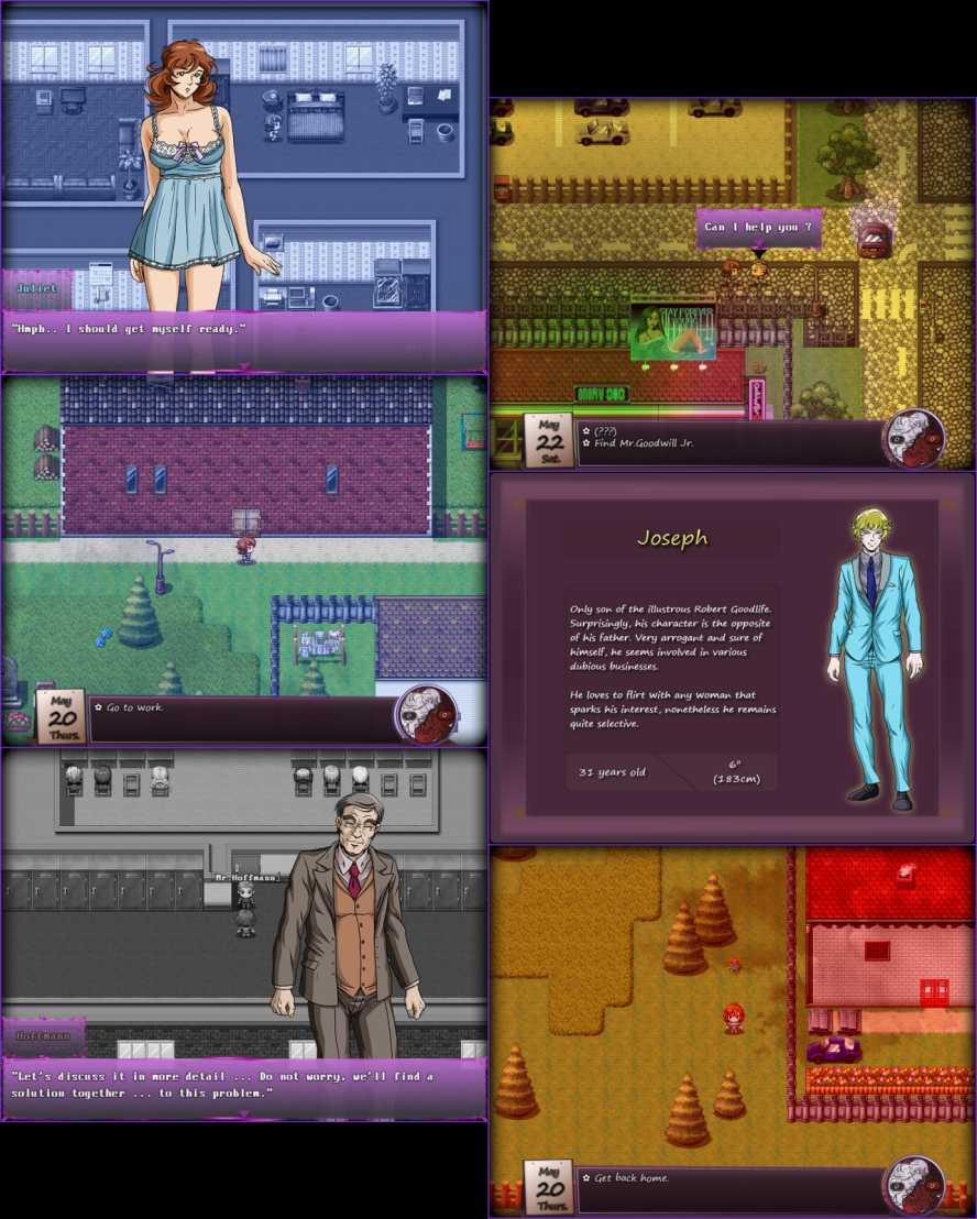The Fall of Juliet - Jeux 3D pour adultes