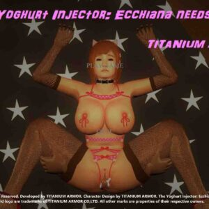 The Yoghurt Injector Ecchiana Needs Pleasure 2