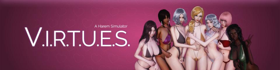 V.I.R.T.U.E.S. - 3D Adult Games