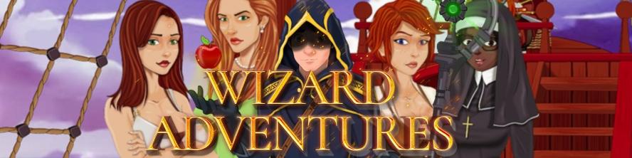 Wizards Adventures -- 3D Adult Gamess