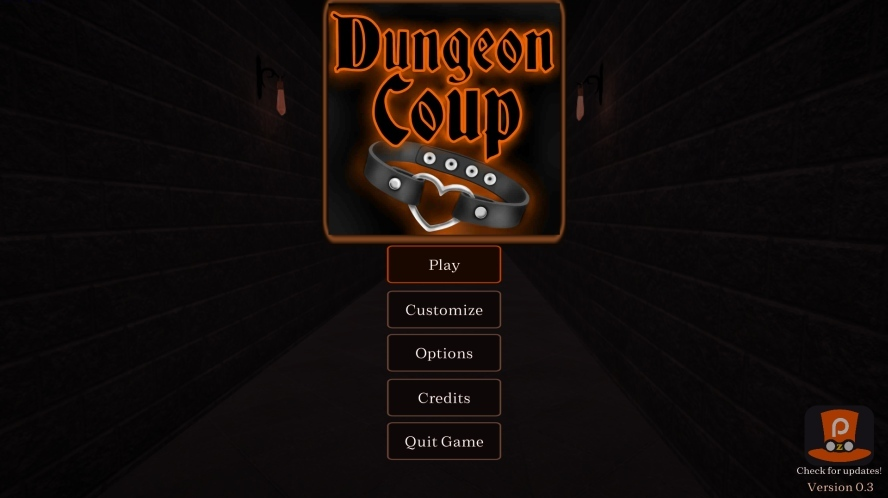 Dungeon Coup 3D Adult Games