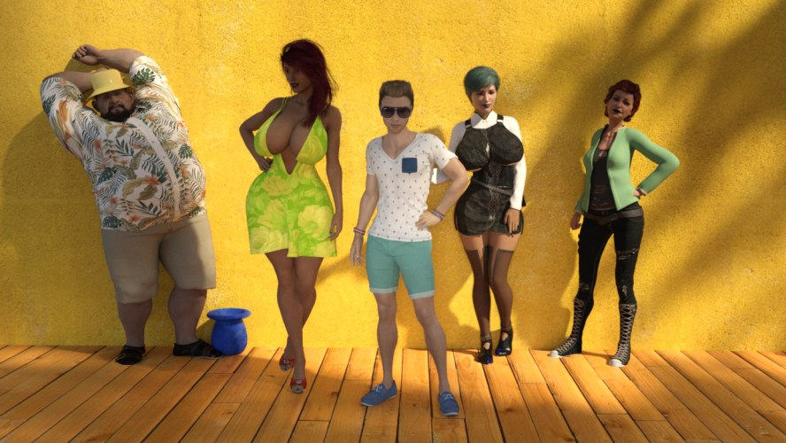 Futa Groves - 3D ADult Games
