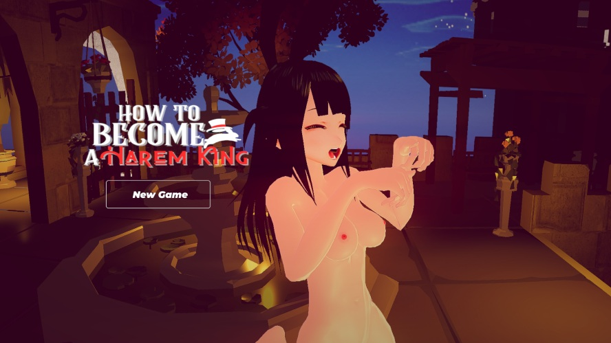 How To Become A Harem King - 3D Adult Games