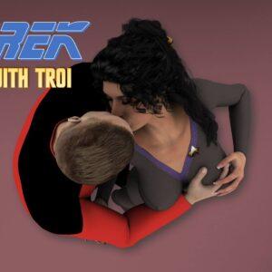 X-Trek A Night dengan Troi
