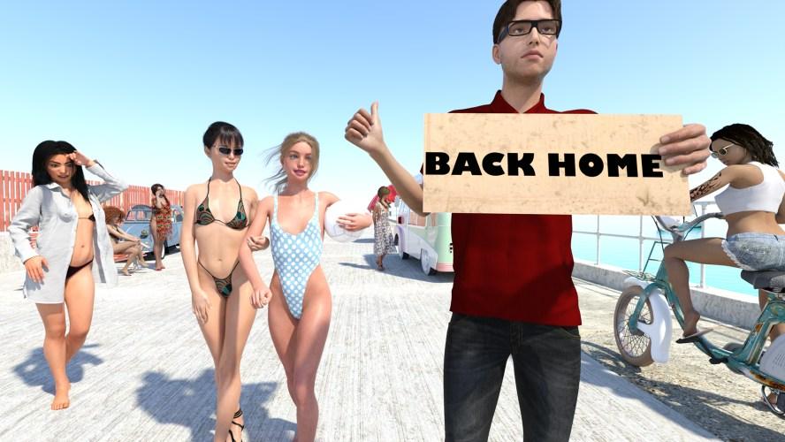 Nazaj domov - 3D igre za odrasle