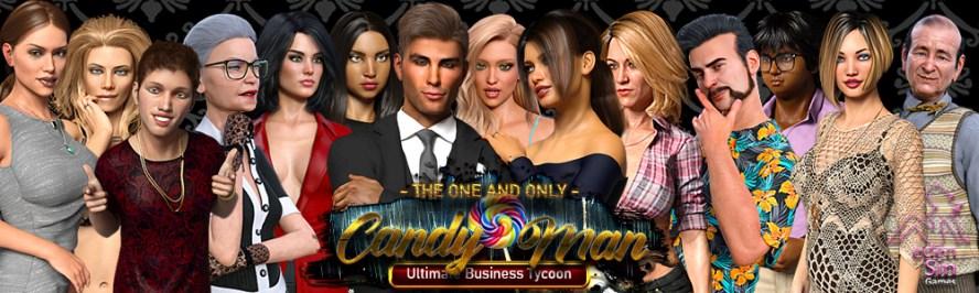 """""""Candyman"""" - 3D suaugusiųjų žaidimai"""