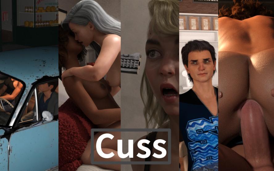 Cuss - 3D pieaugušo spēles