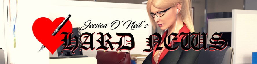 Jessica O'Neil's Hard News - 3D Adult Games