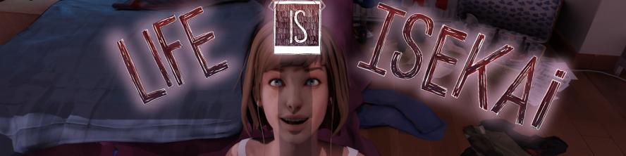 """""""Life is Isekai"""" - 3D suaugusiųjų žaidimai"""