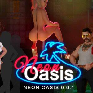 Oasis au néon
