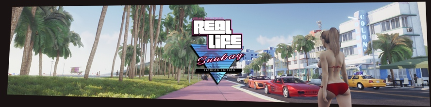 Real Life Sunbay - 3D Adult Games