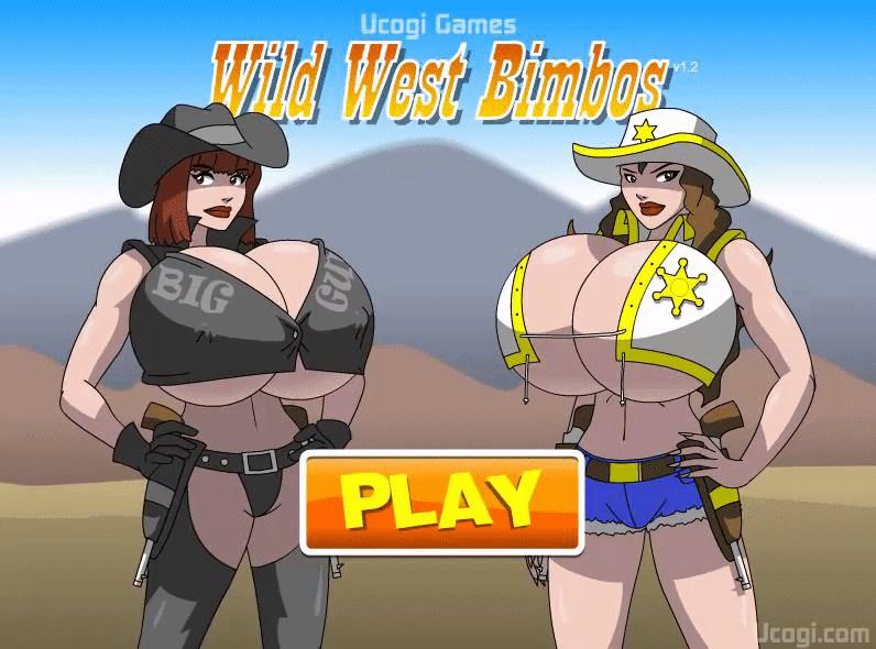 Wild West Bimbos - 3D Adult Games