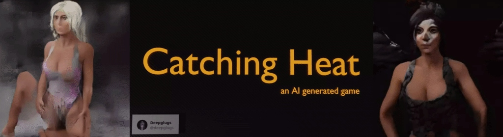 Catching Heat - 3D Adult Games