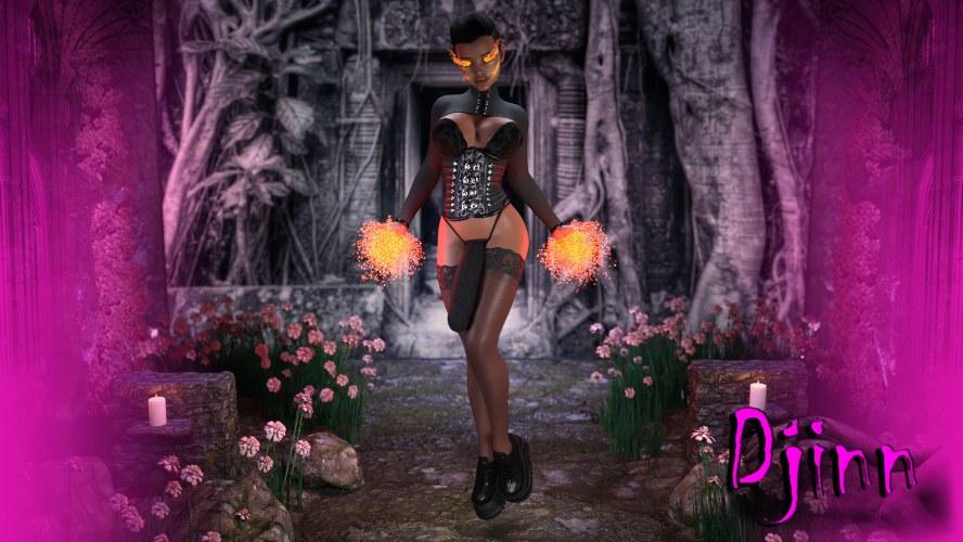 Djinn - 3D Adult Games
