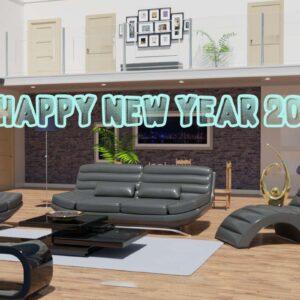 2021 Blwyddyn Newydd Dda