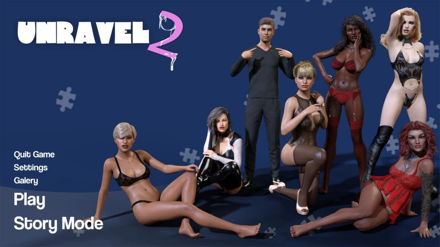 Unravel 2 - Jeux 3D pour adultes
