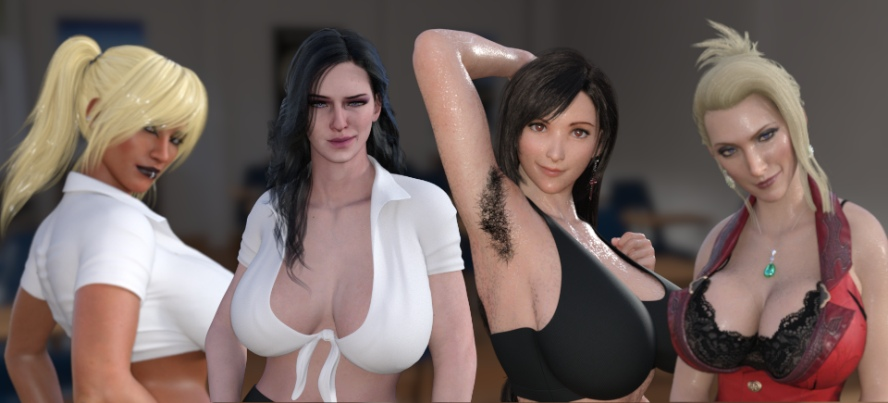 Waifuta - 3D Adult Games