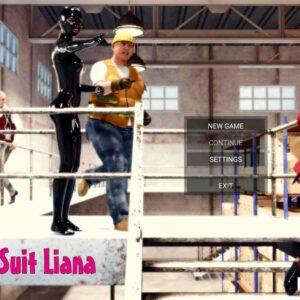 Laisvalaikio kostiumas Liana