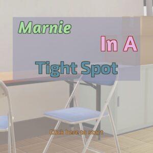 Marnie In A Tight Spot