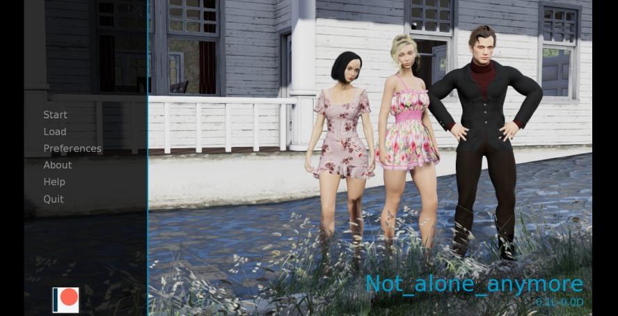 Nicht mehr allein - 3D-Spiele für Erwachsene