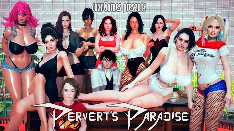 Pervert's Paradise - Jeux 3D pour adultes