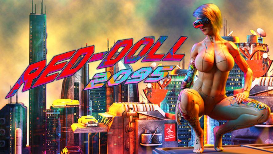 Reddoll 2095 - Geamannan Inbheach 3D