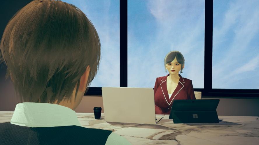 A New Horizon - 3D Adult Games