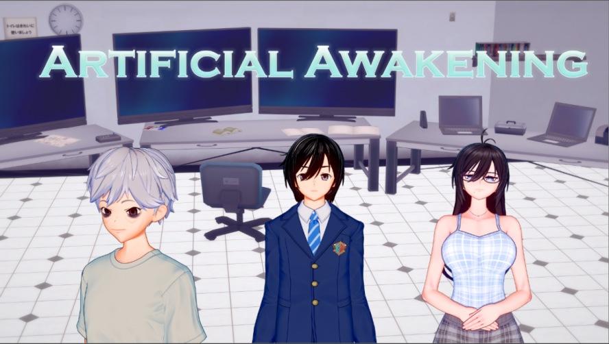 Artificial Awakening - 3D Adult Games