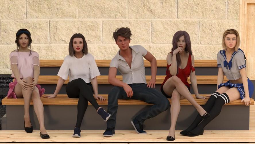 Internat - 3D igre za odrasle