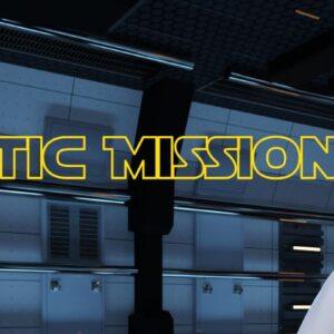 Eine diplomatische Mission