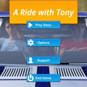 A Ride With Tony