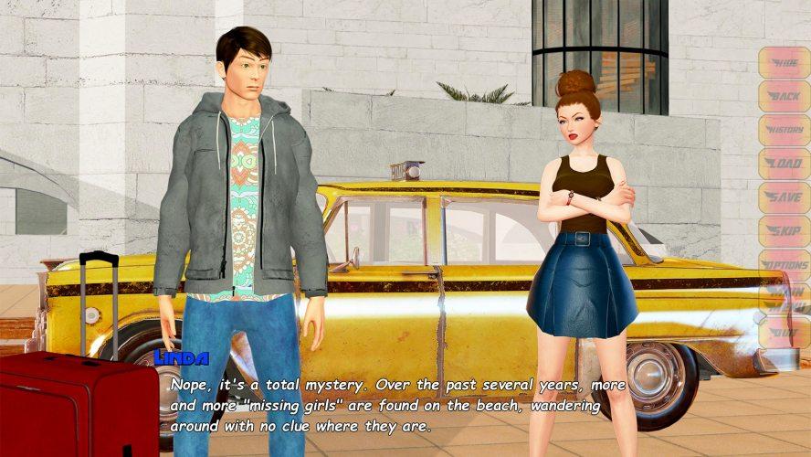 F Resort - 3D täiskasvanute mängud