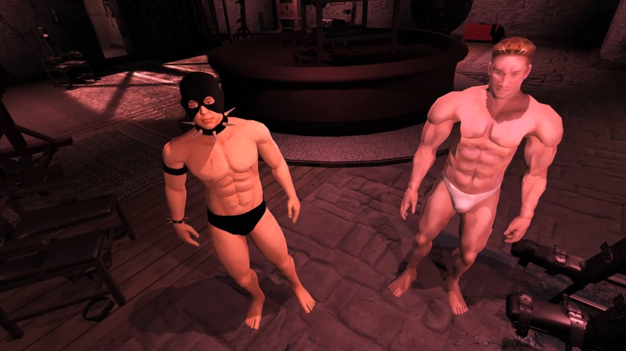 House of Detention - 3D Adult Games