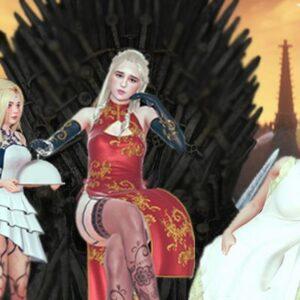 Kingdom Queens, Princesses & Whores