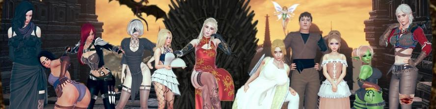 Kingdom Queens, Princesses & Whores - 3D Adult Games