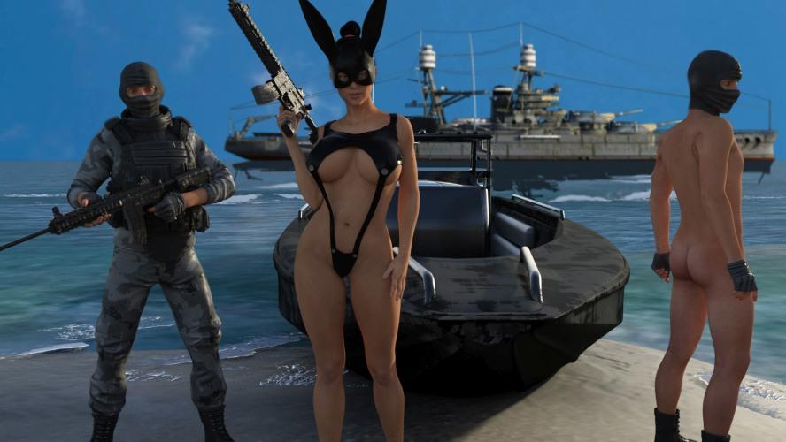 Iznenađeno izdanje Neočekivanih avantura - 3D igre za odrasle