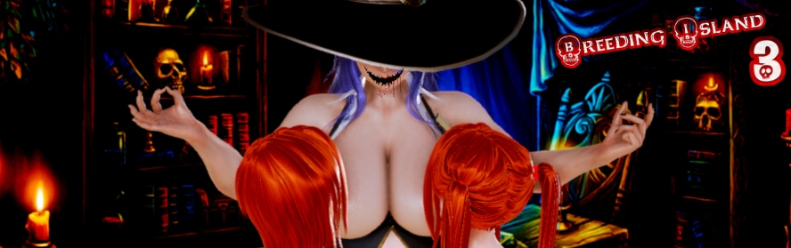 Breeding Island 3 ~The Return - 3D Adult Games