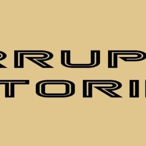 Corruption Stories