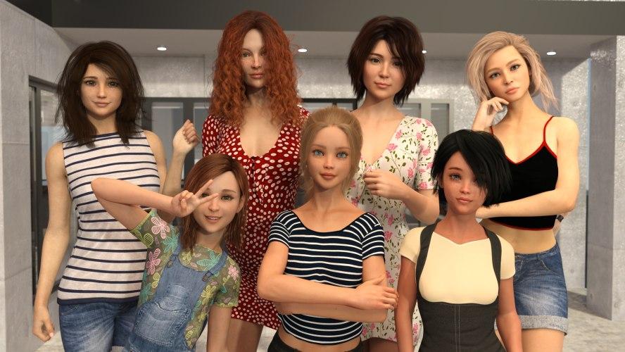 My New Memories - 3D Adult Games