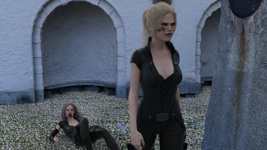 Cariad a Gobaith - Gemau Oedolion 3D